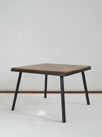 Table basse moderniste 1960