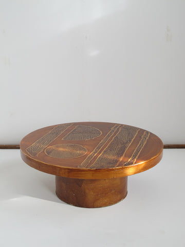 Table fibre de verre 1960