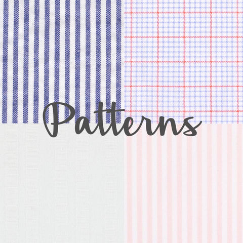 Made-to-Order Sleeved Shirtdress Patterns