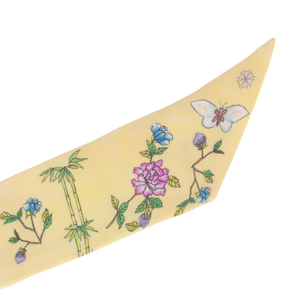 Bamboo & Butterfly sash