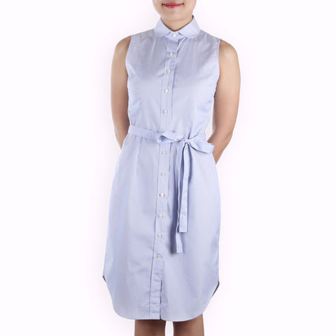 Made-to-Order sleeveless shirtdress Patterns