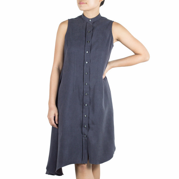 Made-to-Order Bando Side Drape Shirtdress Patterns