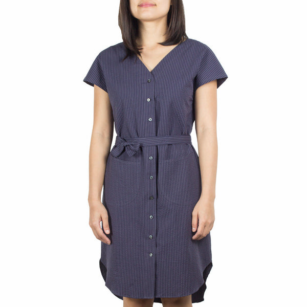 Made-to-Order V-Neck Shirtdress Patterns