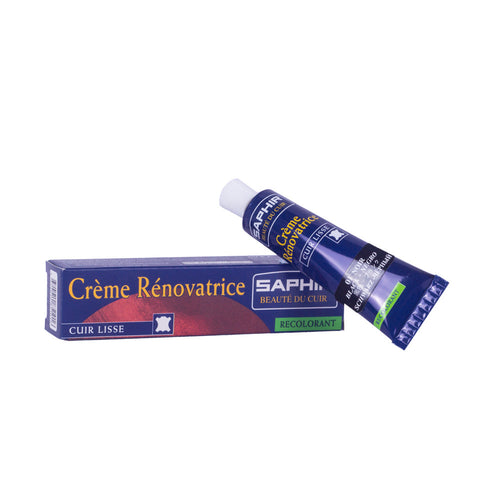 Saphir Renovating creme in Noir
