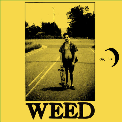 Weed - Thousand Pounds 7 Inch
