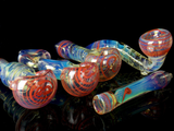 5 color changing glass pipes gift set