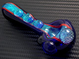 dichroic insanity glass pipe