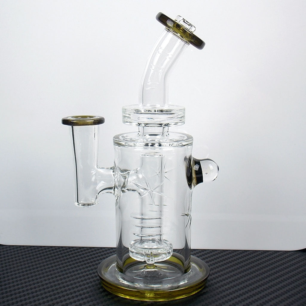 Bronx Glass Jackpot Showerhead Rig