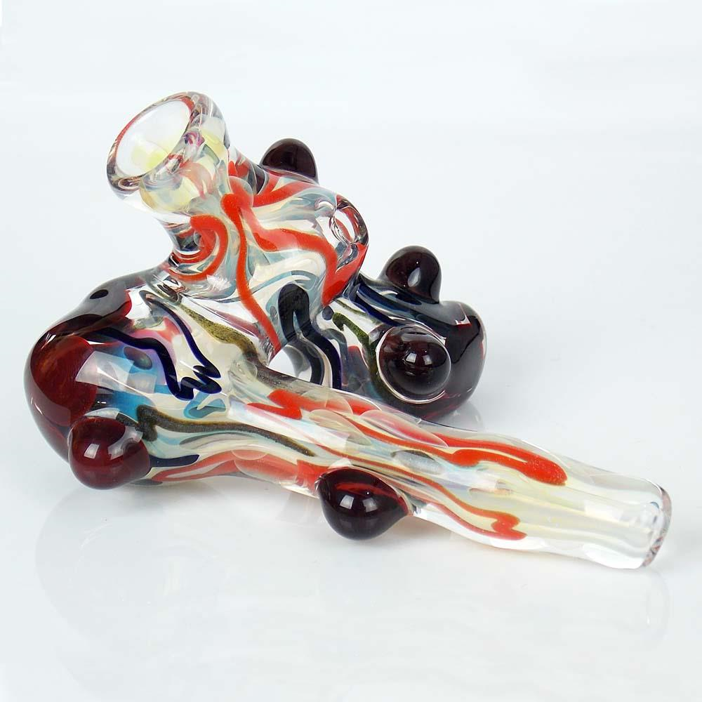 Hand blown glass Smoking Pipes
