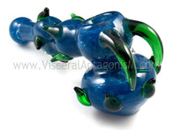 spikes glass pipe