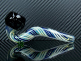 Blue and White Spiral Sherlock