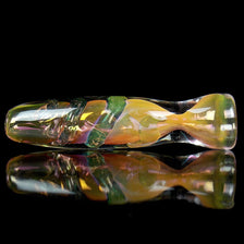 Gold Fumed Chillum