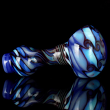 nightshade purple heady girly glass smoking pipe from VisceralAntagonisM