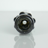 steel wool silver glass one hitter pipe VisceralAntagonisM
