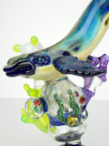 glass humpback whale water pipe heady waterpipe VisceralAntagonisM