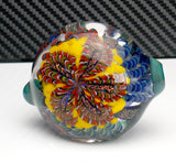 Heady Dichroic Glass Pipe