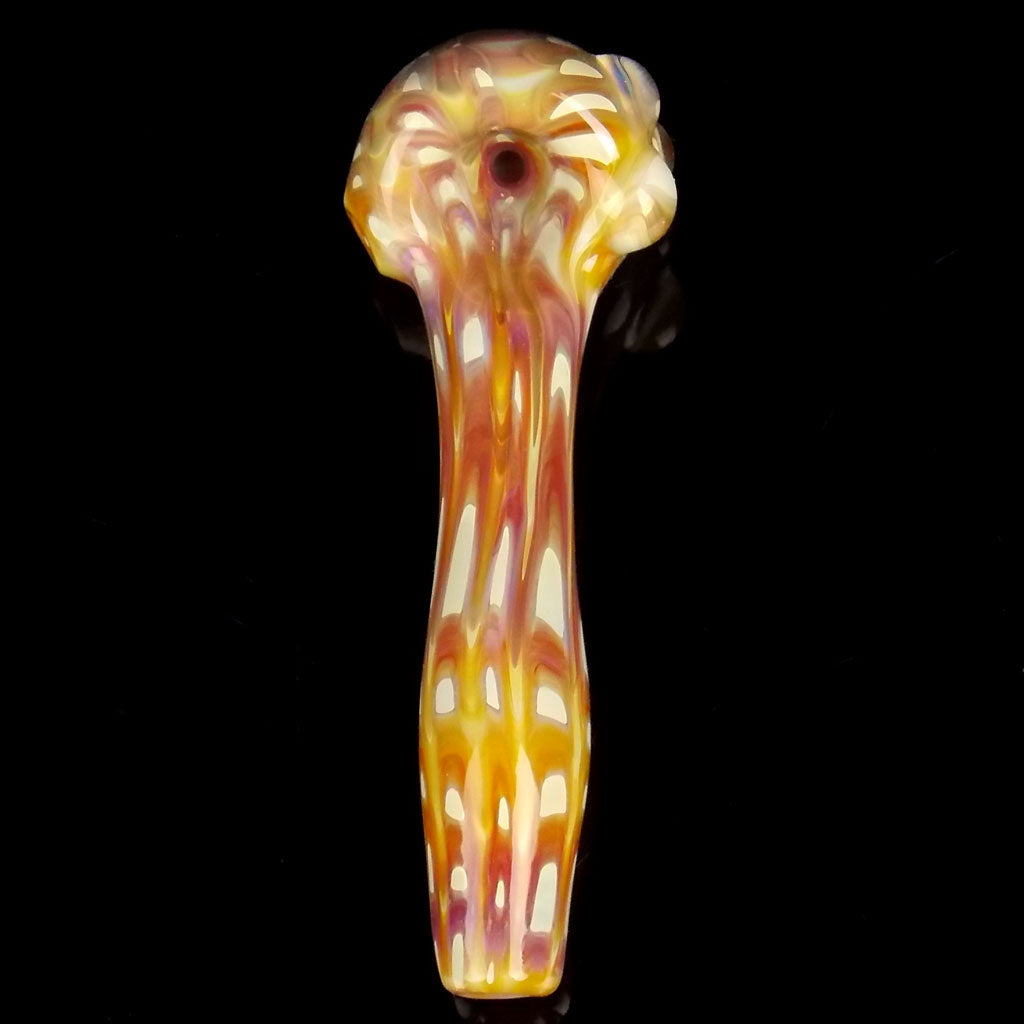 Raked Color Spoon Pipe