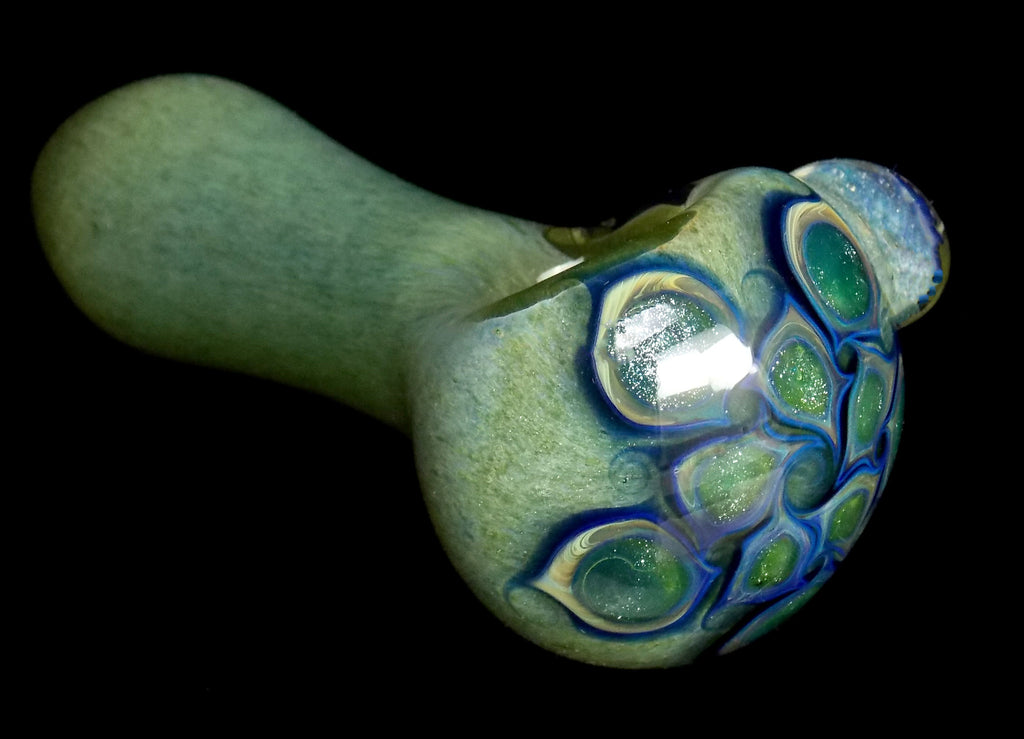 flower glass pipe