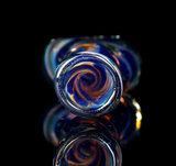 rainbow dichro glass chillum
