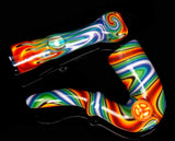 rainbow wig wag sherlock and chillum pipes
