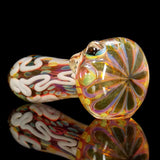 heady glass spoon bowl color changing pipe