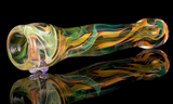 color changing heady chillum pipe
