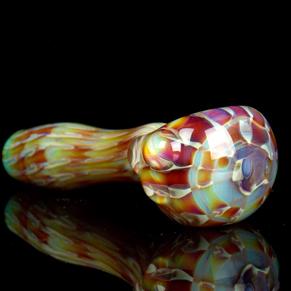 unique glass smoking pipe
