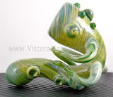 VisceralAntagonisM Cthulhu Glass Pipe