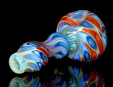heady glass smoking piece