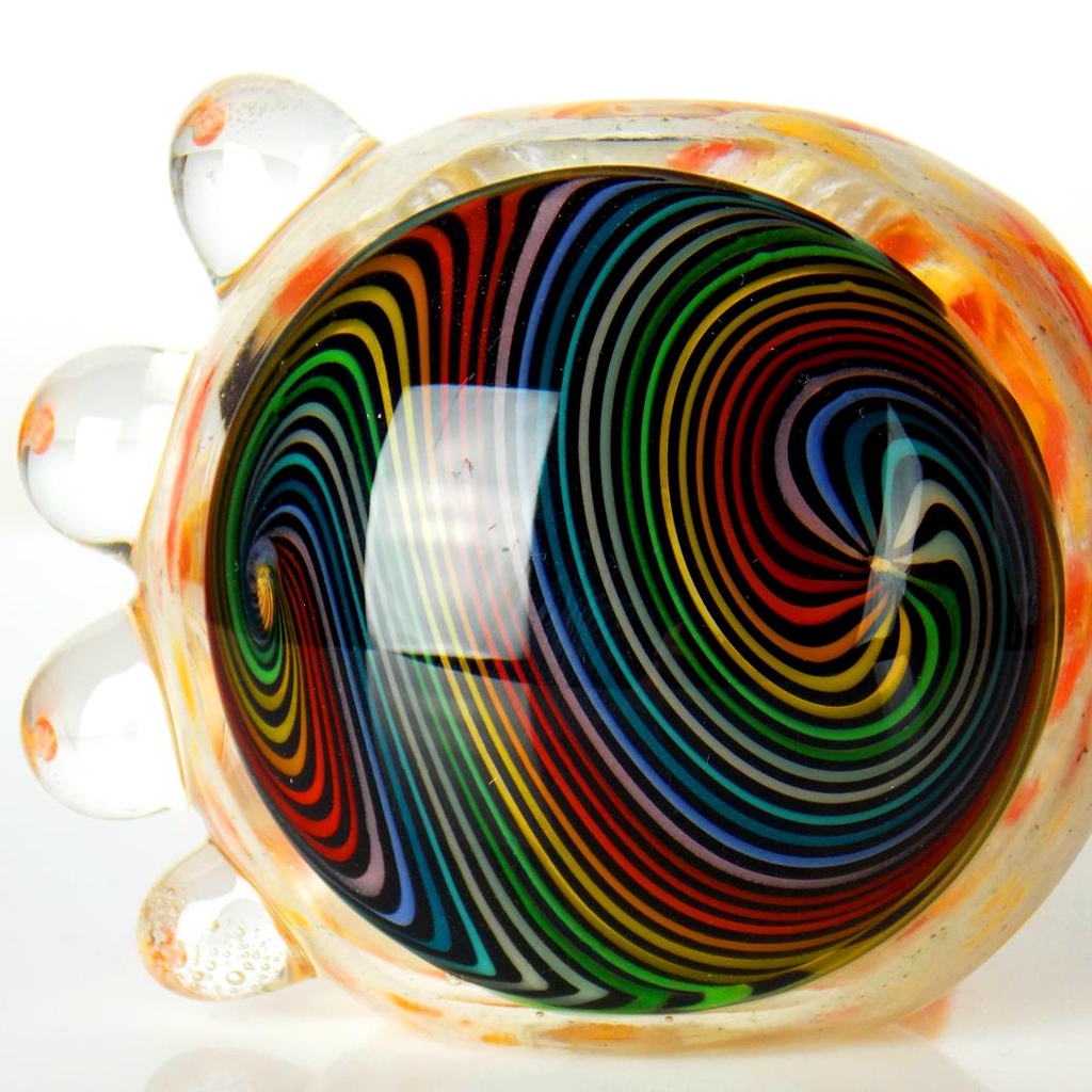 heady rainbow wig wag pipe