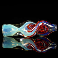 Twisted Chillum Pipe