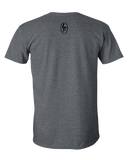 Laxville Tee - Grey Heather