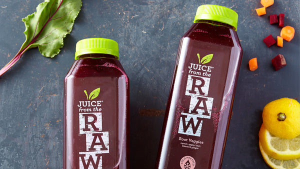 cold-pressed and organic 3 day juice cleanse