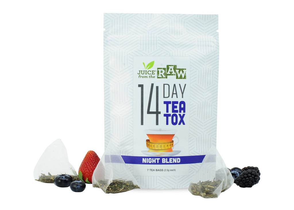 14 day night blend tea cleanse