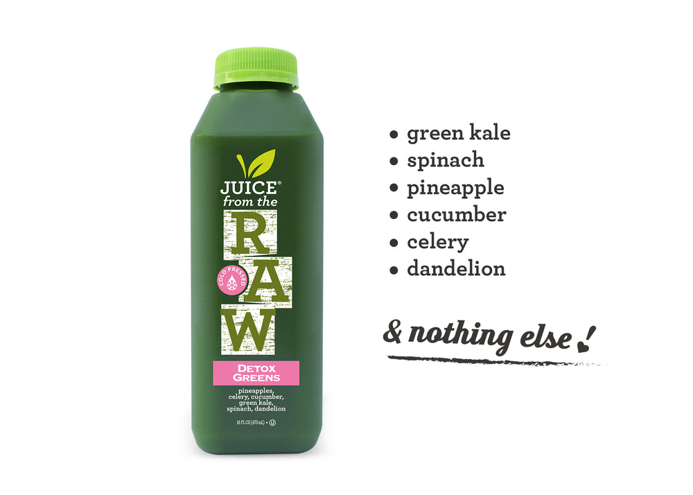 5 Day Juice Cleanse N Lunch Organic Raw Juice From The Raw
