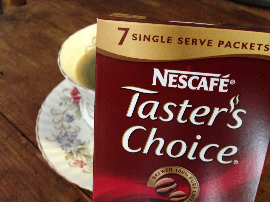 Nestle - Fingers Crossed for the Trickle Down Effect