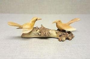 Bird on Parasite Wood