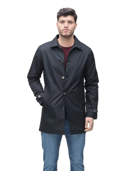 CLAYTON MENS TRADITIONAL MAC