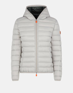 WOMENS CLASSIC HOODED JACKET IN GIGA