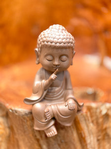 Sitting Buddha - Speak no evil
