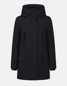 WOMEN'S SMEG WINTER CLASSIC HOODED PARKA