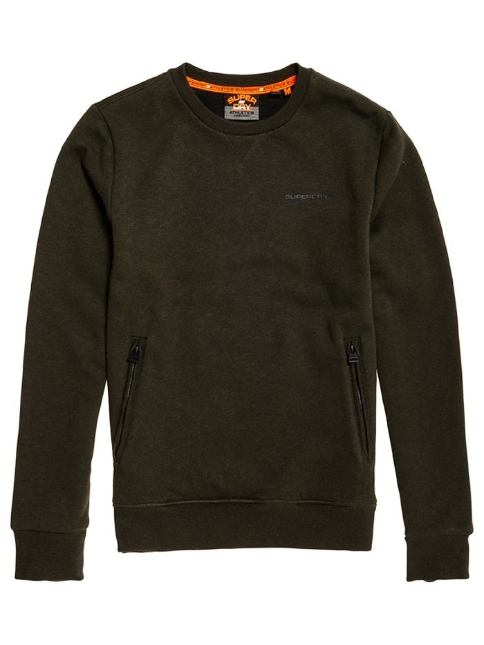 URBAN ATHLETIC CREW NECK SWEATSHIRT