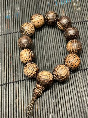 Eaglewood bead bracelet