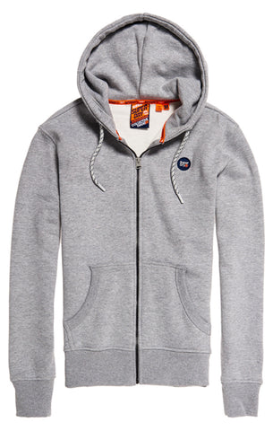 COLLECTIVE ZIP HOOD