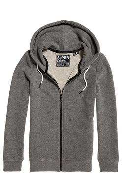 ORANGE LABEL ELITE ZIP HOODY