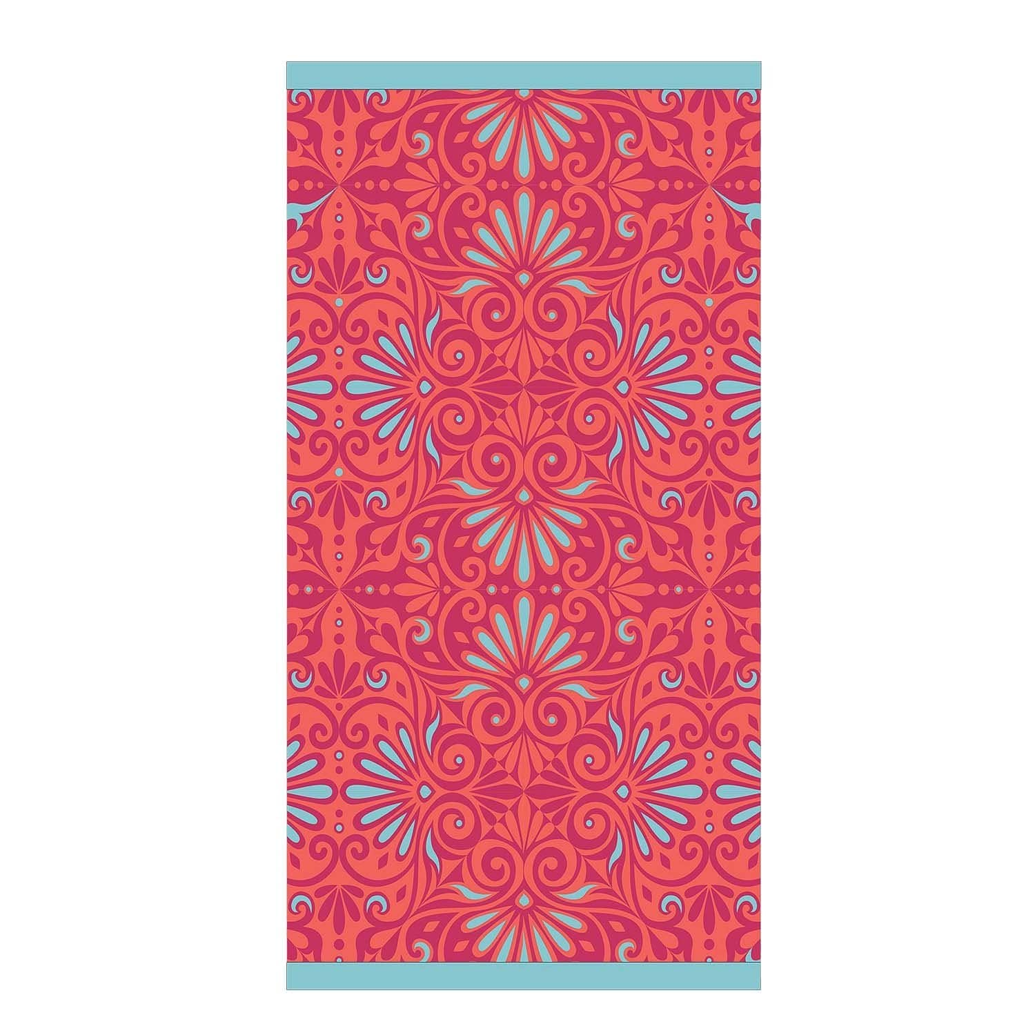 Monogram XLarge Beach Towels
