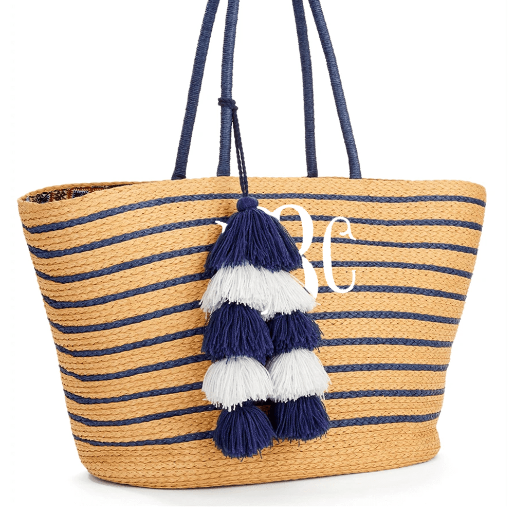 Large Beach Bag Tote