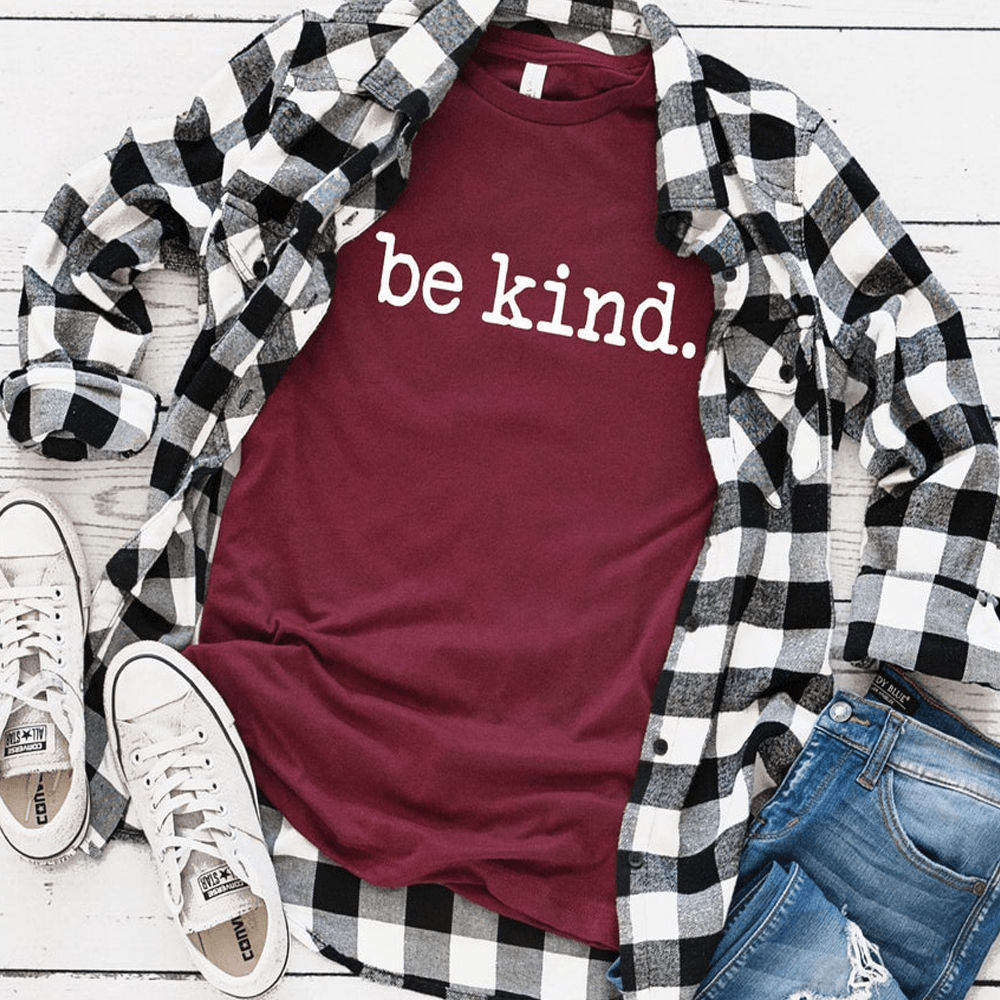 Be Kind | INSPIRATIONAL GRAPHIC