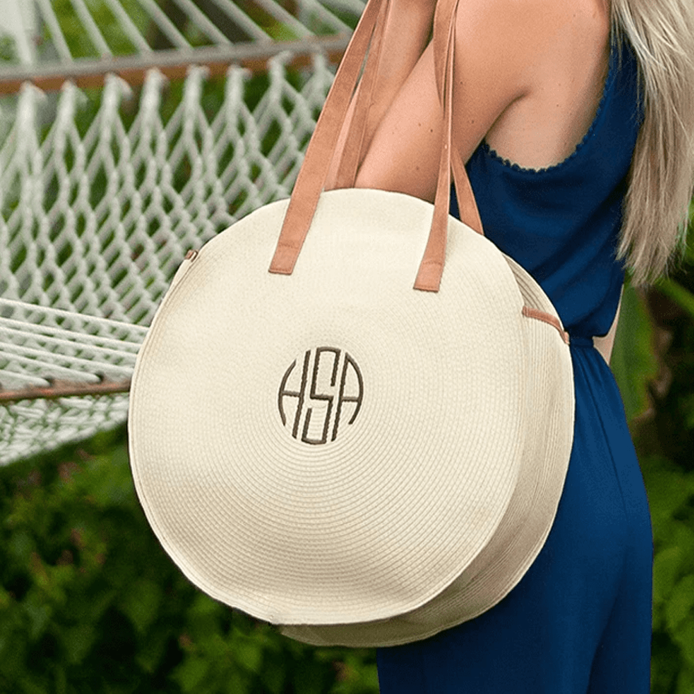 Bungalow Circle Tote
