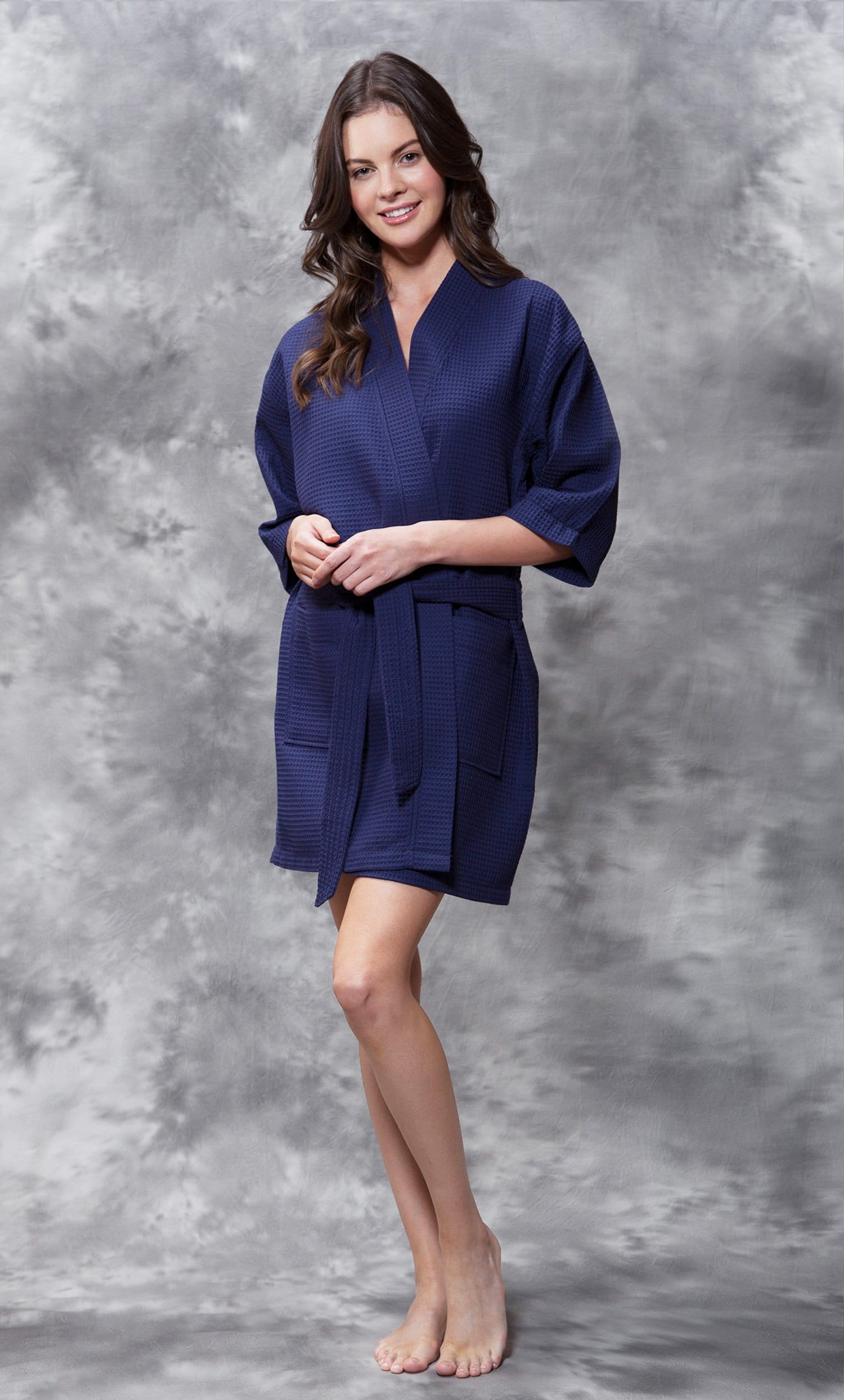 Monogram Robes - Thigh Length